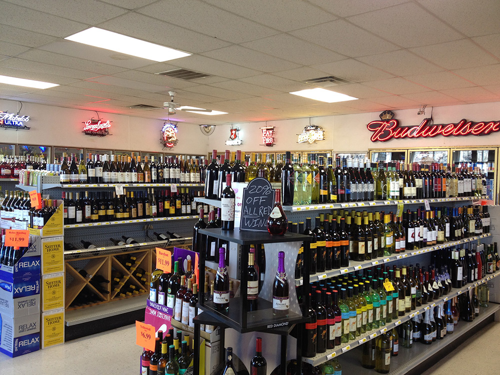 Photos (1). Rogers Wholesale Liquor Store - Kansas ...